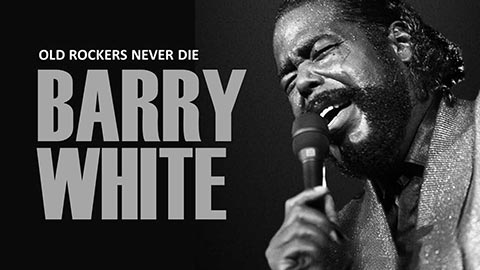 Barry White foto