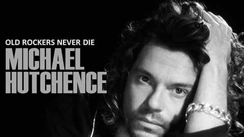 Michael Hutchence foto